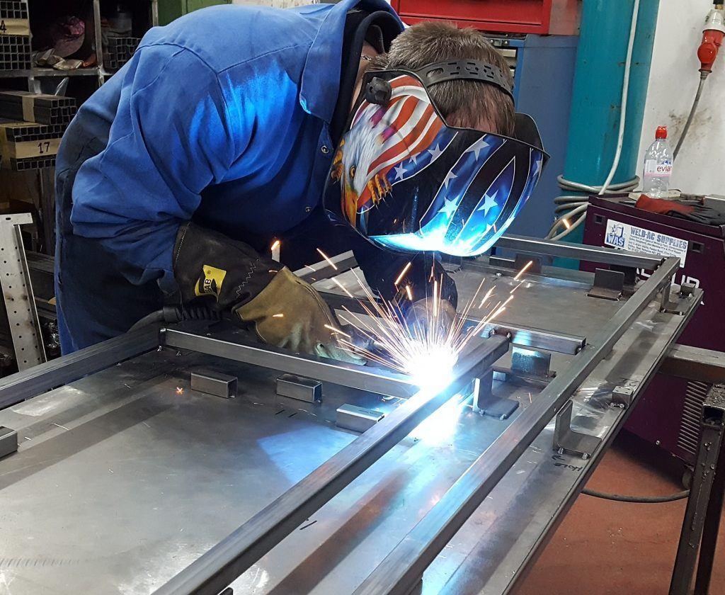 metal palet üreticisi